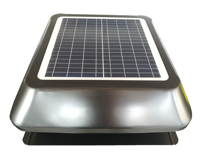 fixed type solar attic fan